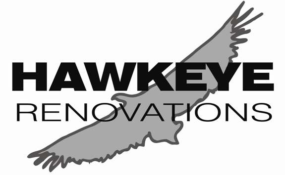 Hawkeye Renovations Logo