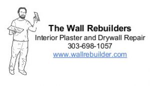Wall Rebuilders logo